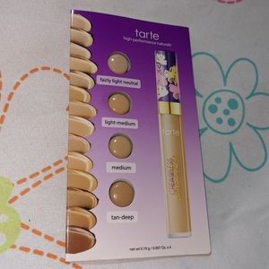 ‼️FREE ADD ON‼️ Tarte makeup trial package